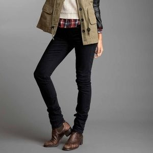 Final⚠️ William Rast Black Skinny Jeans